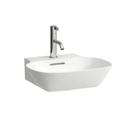815301 - Laufen Ino 450mm x 410mm Small Washbasin - 8.1530.1
